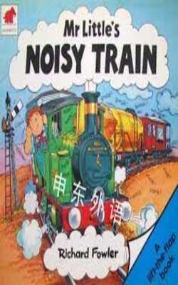 Mr-Little\'s-noisy-train