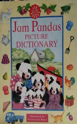 Buy The Jam Panda Picture Dictionary (Jam Pandas) by Unknown online in india - Bookchor | 9780752514383