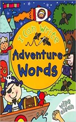 I-Can-Write:-Adventure-Words