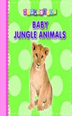 Baby-Animals:-Jungle-(Happy-Baby-Boards)-Board-book