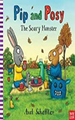 Pip-and-Posy:-The-Scary-Monster-Board-book
