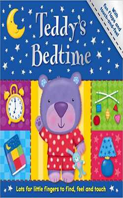 Teddy`s-bedtime