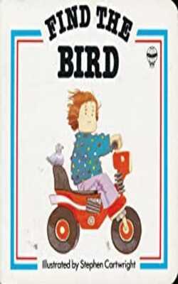 Find-the-Bird-(Find-it-Board-Books)-Board-book