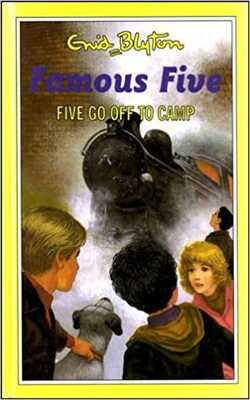 Five-Go-Off-to-Camp-(The-Famous-Five-Series-II)