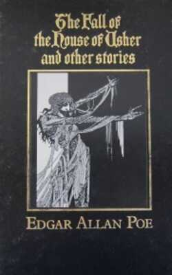 The-Fall-of-the-House-of-Usher-and-Other-Stories-By-Edgar-Allan-Poe-Hardcover