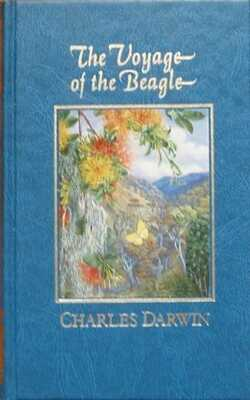The-Voyage-of-the-Beagle-By-Charles-Darwin-Hardcover