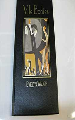 Vile-Bodies-By-Evelyn-Waugh-Hardcover