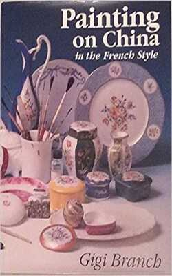 Painting-on-China-in-the-French-Style