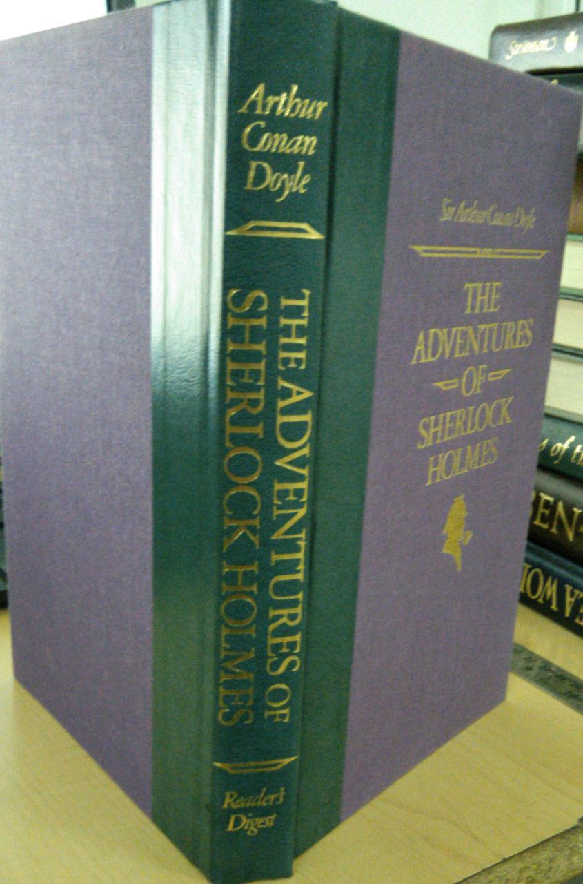 Buy The Adventures of Sherlock Holmes by Sir Arthur Conan Doyle-Hardcover by Sir Arthur Conan Doyle online in india - Bookchor | 9781310390042