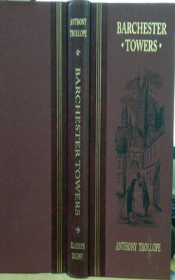 Barchester Towers by Anthony Towers-Hardcover