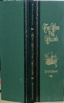 The Wind in the Willows by Kenneth Grahame-Hardcover