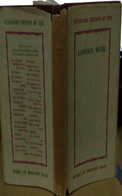 Buy LONDON MUSIC IN 1888-89 by Bernard Shaw-Hardcover by Bernard Shaw online in india - Bookchor   9781310390400