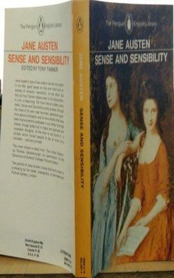 Sense and Sensibility by Jane Austen-Paperback