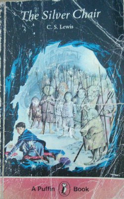 Buy The Silver Chair by C. S. Lewis-Paperback by C. S. Lewis  online in india - Bookchor   9781310391495