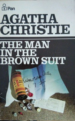 Buy The Man in the Brown Suit by Agatha Christie-Paperback by Agatha Christie online in india - Bookchor | 9781310391690