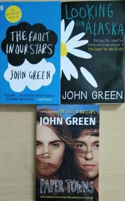 John Green Fic...