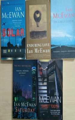 Ian McEwan Fic...