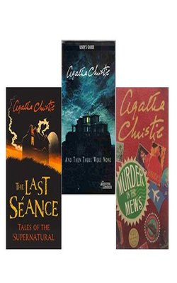 Buy Murder in the Mews/And Then There Were None/The Last Seance Pack of 3 Combo by Agatha Christie online in india - Bookchor | 9781310392490