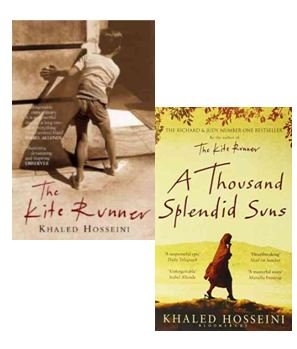 Buy A THOUSAND SPLENDID SUNS/The Kite Runner Pack Of 2 Combo by Khaled Hosseini online in india - Bookchor | 9781310392512