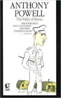 The-Valley-Of-Bones-by-Anthony-Powell-Paperback