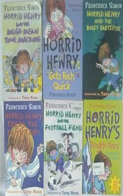 Horrid-Henry-Collection-of-6-Books
