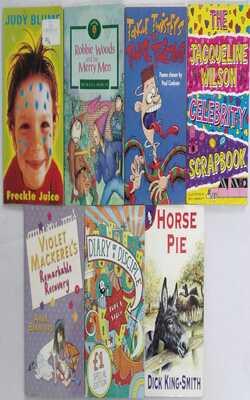 Teen-Fiction-Set-of-7-Books