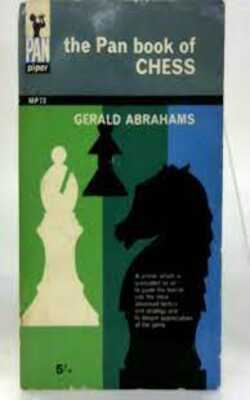 The-Pan-Book-of-Chess-by-Gerald-Abrahams-Paperback