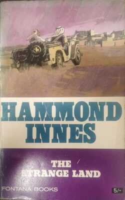 The-Strange-Land-by-Hammond-Innes-Paperback
