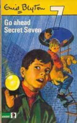 Go-Ahead-Secret-Seven-by-Enid-Blyton-Paperback