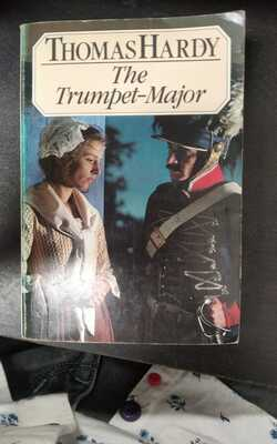 The-Trumpet-Major-by-Thomas-Hardy-Paperback