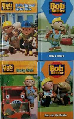 Bob-the-Builder-Set-of-4-Books(age-0-5-years)