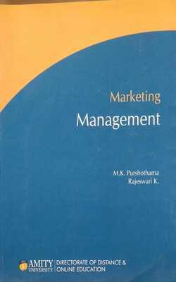 Marketing:-Management