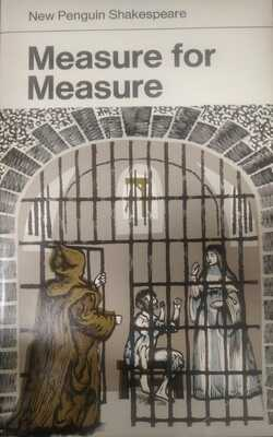 Measure-for-Measure-by-William-Shakespeare-Paperback