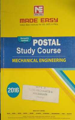 Postal-Study-Course:-Mechanical-Engineering(Fluid-Mechanics-&-Fluid-Machinary)