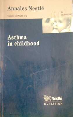 Annales-Nestle-Volume-60/-Number-2:-Asthma-in-Childhood