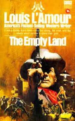 The-Empty-Land-by-Louis-L'amour-Paperback