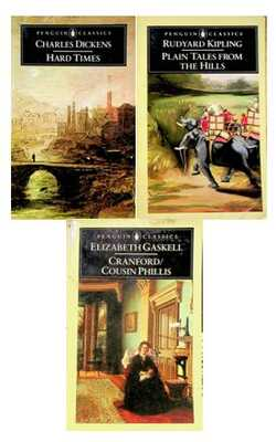 Penguin--Classic-Set-of-3-Books-Paperback