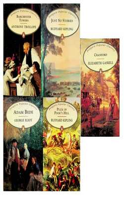 Penguin-Popular-Classic-Set-of-5-Books-Paperback