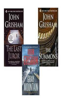 John-Grisham-Set-of-3-Books-Paperback