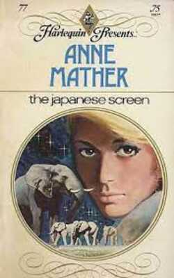 The-Japanese-Screen-by-Anne-Mather-Paperback