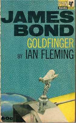 James-Bone:-Goldfinger-by-Ian-Fleming-Paperback
