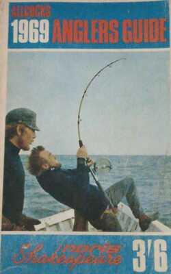 Buy 1969 Allcocks Anglers Guide By Noris Shakespeare-Paperback by Noris Shakespeare online in india - Bookchor | 9781310394008