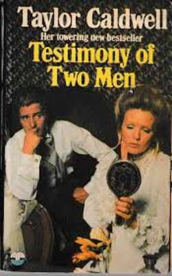 Testimony-of-Two-Men-By-Taylor-Caldwell-Paperback