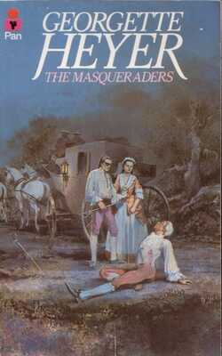 The-Masqueraders-By-Georgette-Heyer-Paperback