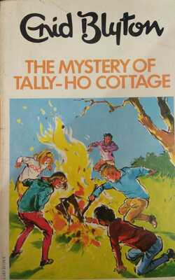 The-Mystery-of-Tally-Ho-Cottage-By-Enid-Blyton-Paperback