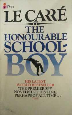 The-Honourable-School-Boy-By-John-Le-Carr'e-Paperback