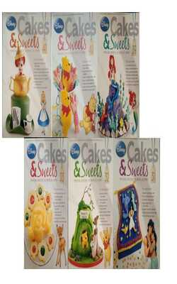 Buy Cakes & Sweets(Cooking) by Disney online in india - Bookchor | 9781310394361