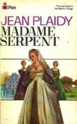 Madame-Serpent-By-Jean-Plaidy-Paperback
