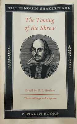 Buy The Taming of the Shrew by William Shakespeare online in india - Bookchor | 9781310394491