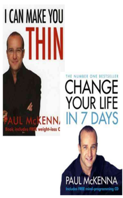 Buy PAUL MCKENNA  PACK OF 2 BOOKS by Paul McKenna online in india - Bookchor   9781310394525
